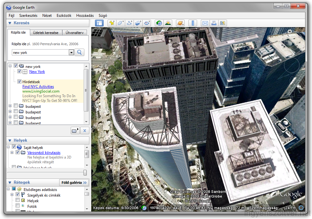 How do i reference google earth images?! Dissertation due tomorrow!!?